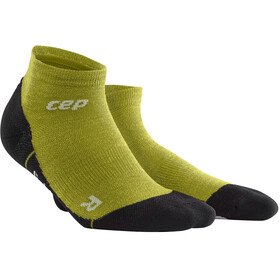 cep Dynamic+ Outdoor Calcetines Corte Bajo Merino Light Hombre, fresh grass